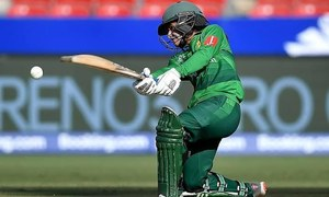 Excited to be back playing international cricket: Javeria