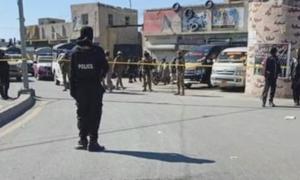 بلوچستان کے علاقے تربت میں دھماکا، 4 افراد زخمی
