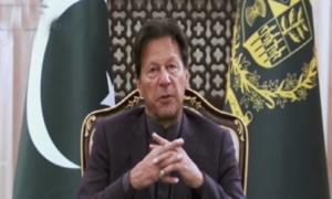 India backing IS to spread unrest in Pakistan: PM Imran on Hazara killings