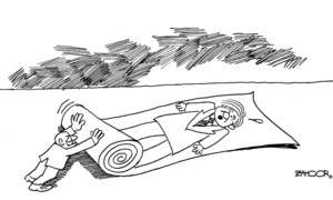 Cartoon: 11 January, 2021