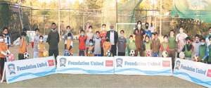 FUSA playing vital role in grooming young footballers