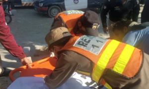 کرک میں انسداد پولیو ٹیم پر حملہ، پولیس اہلکار شہید