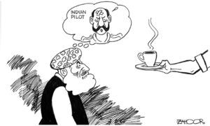 Cartoon: 13 January, 2021