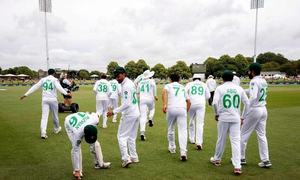 Cricket committee dissatisfied with team's performance