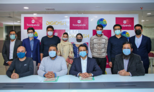 PSO partners with foodpanda Pakistan to provide fuel management solutions to riders