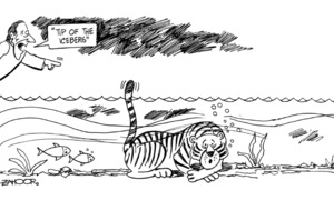 Cartoon: 14 January, 2021