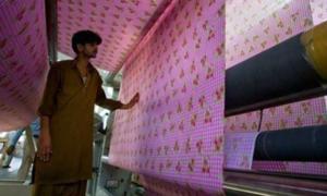 December textile exports reach historic high