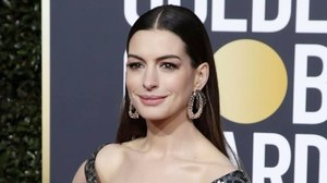 Anne Hathaway races to release Covid-19 rom-com