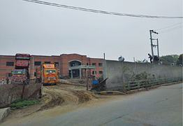 District police complex nears completion