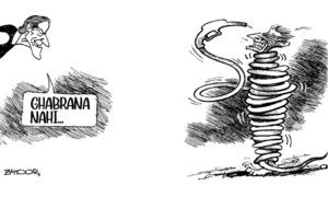 Cartoon: 18 January, 2021