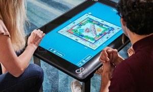 یہ اسمارٹ میز درجنوں گیمز کو اپنے اندر چھپائے ہوئے ہے