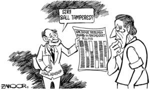 Cartoon: 20 January, 2021