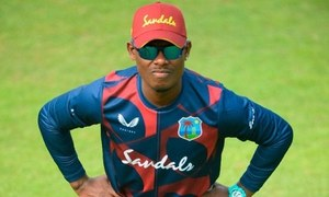 Mohammad to lead virus-hit West Indies in Bangladesh ODIs