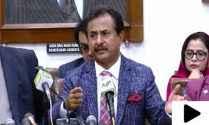 پی ٹی آئی کا وزیر اعلیٰ سندھ سے عہدہ چھوڑنے کا مطالبہ