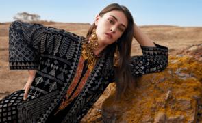 Is Dirilis Ertugrul's leading lady Esra Bilgiç in Peshawar?