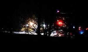 نیویارک میں ہیلی کاپٹر گر کر تباہ، تین فوجی ہلاک