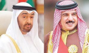 خلیجی رہنماؤں کی تلور کے شکار کیلئے نجی دورے پر پاکستان آمد متوقع