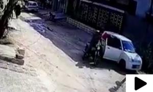 کراچی میں فوڈ ڈلیوری رائیڈرز کے بھیس میں ڈکیتی کی ایک اور واردات
