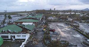 فلپائن میں 7.1 شدت کا زلزلہ، سونامی خارج از امکان