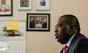 زمبابوے کے وزیر خارجہ  کا کورونا وائرس سے انتقال