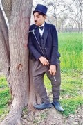 'Pakistani Charlie Chaplin' aims to bring smiles to people's faces