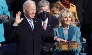 Editorial: Biden will have to go the extra mile to put out the many fires his unorthodox predecessor has lit