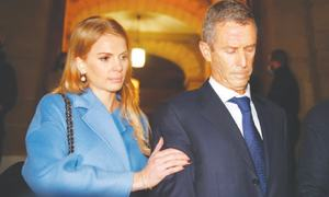 Swiss court finds Israeli diamond magnate guilty of corruption