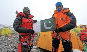 Samina Baig to attempt K2 summit