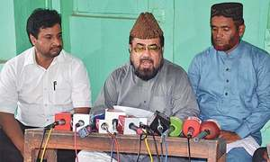 Family isolates Qavi, strips him of Mufti title