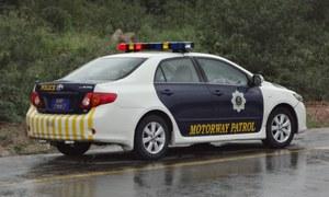 موٹرویز پر 2 سال کے دوران جرائم میں 120 فیصد اضافہ