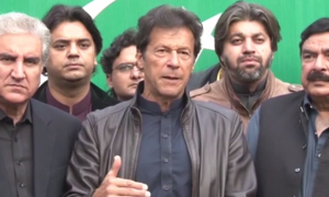 Twists and turns in PTI's legal battle for survival