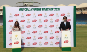 Lifebuoy has joined hands with PCB to spread the message of hygiene through cricket