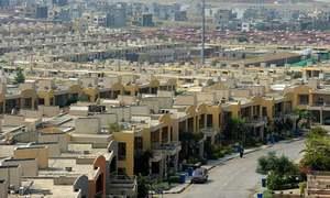 181 housing societies banned in Peshawar