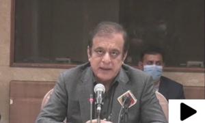 شبلی فراز نے صحافیوں کیلئے خوشخبری سنادی