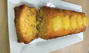 Cook-it-yourself: Pineapple quick bread