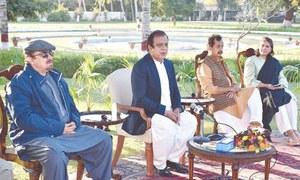 Shibli assails Sindh govt for 'plotting' against Karachi uplift plan