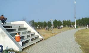 Cricket-crazy locals set up ground on self-help basis in Gujrat