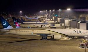PIA to confiscate passports of crew after steward goes missing in Canada