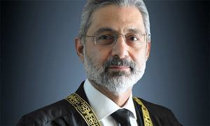 Justice Qazi Faez Isa's mobile phone hacked, says SC
