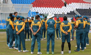 Pakistan team unchanged for second Test against South Africa starting tomorrow
