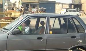 ملتان کے بعد مظفر گڑھ میں بچے کی ڈرائیونگ، والد کےخلاف مقدمہ درج
