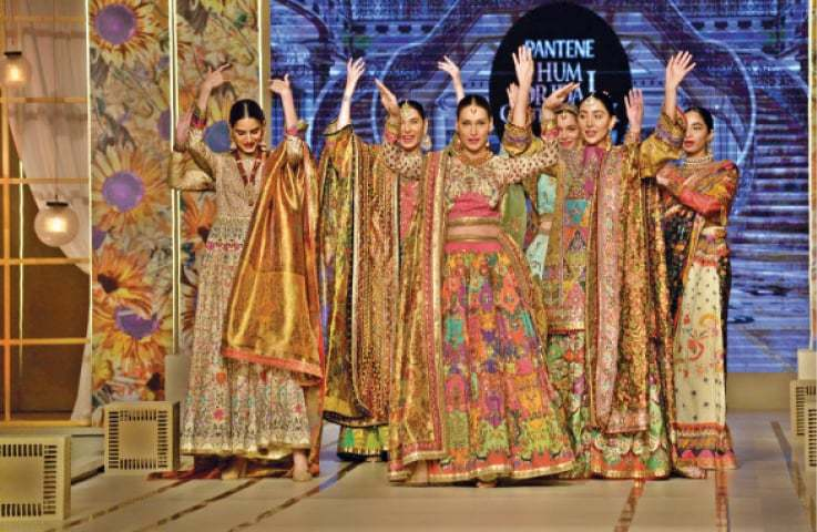 Couture week launch: Socialites take a fancy to inspirational designs
