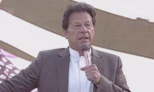 Kashmiris may choose Pakistan or independence: PM Imran