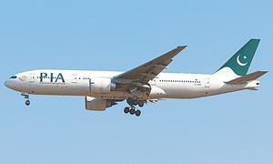 PIA'S PLANE TRUTHS