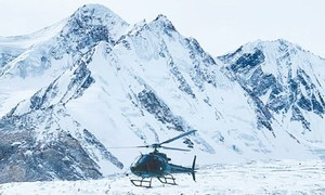موسم کی خراب صورتحال، لاپتا کوہ پیماؤں کی تلاش میں حائل