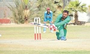 Karachi, Abbottabad in blind trophy semis