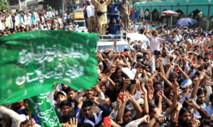 TLP calls off protest after reaching new agreement with govt