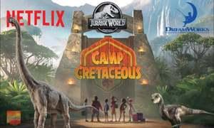 Film review: Jurassic World:  Camp Cretaceous Season 1 & 2