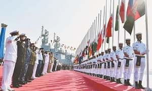 Maritime exercise Aman-2021 opens