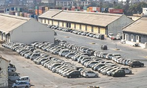 Import of new cars surges three times in 1HFY21